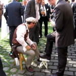 Comedy Schuhputzer WalkingAct 05
